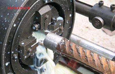 Rebar Thread Rolling Machine LBG40A |